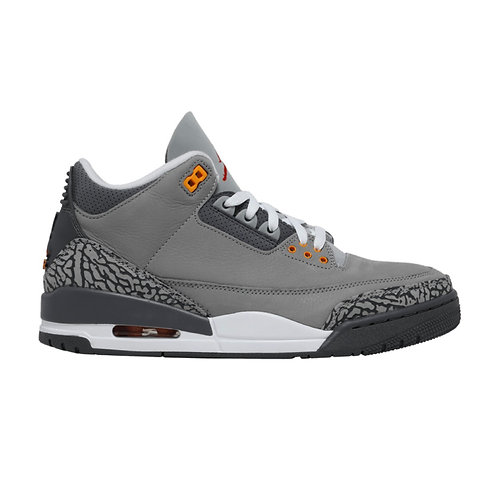 AIR JORDAN 3 RETRO 'COOL GREY' (2021)