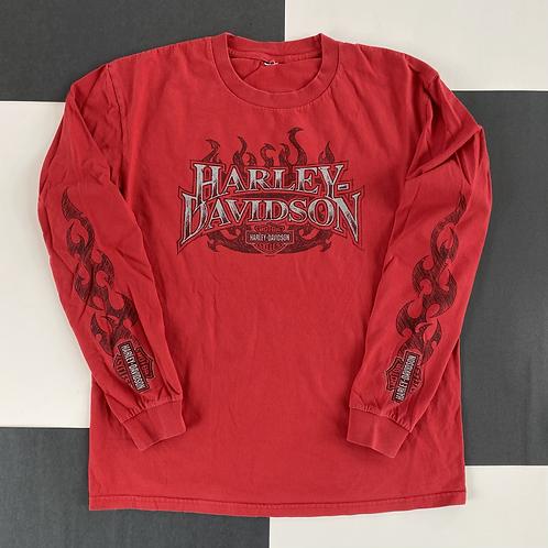 2012 HARLEY-DAVIDSON OHIO LONG SLEEVE TEE