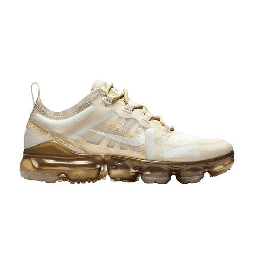 WOMEN'S NIKE AIR VAPORMAX 2019 'WHITE GOLD'