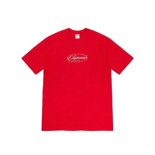 SUPREME FW20 CLASSICS TEE RED