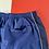 Thumbnail: REEBOK STRIPED NYLON TRACK PANTS