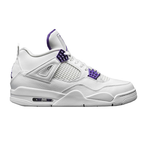 AIR JORDAN 4 RETRO 'PURPLE METALLIC' (2020)