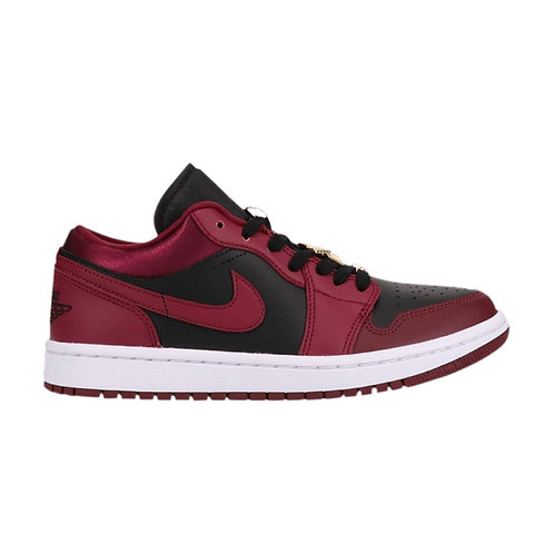 WOMEN'S AIR JORDAN 1 LOW SE 'DARK BEETROOT' (2020)