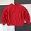 Thumbnail: VINTAGE TULTEX BLANK CREWNECK RED