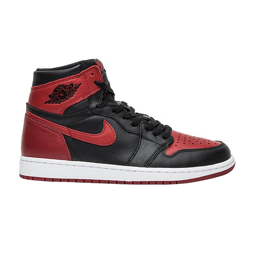 AIR JORDAN 1 RETRO HIGH OG 'BANNED/BRED' (2016)