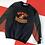 Thumbnail: VINTAGE MIAMI HURRICANES COLOR BLOCK CREWNECK