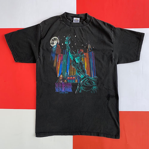 VINTAGE NEW YORK STATUE OF LIBERTY GRAPHIC TEE