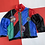 Thumbnail: VINTAGE CASUAL ISLE COLOR BLOCK WINDBREAKER