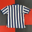 Thumbnail: VINTAGE TOMMY HILFIGER STRIPED POLO