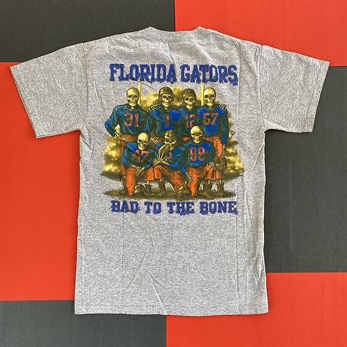 FLORIDA GATORS BAD TO THE BONE TEE