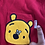 Thumbnail: POOH BEAR COZY FLEECE BUTTON UP
