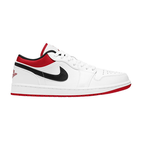 AIR JORDAN 1 LOW 'WHITE GYM RED' (2021)
