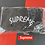 Thumbnail: SUPREME SS21 FTP ARC HOODED SWEATSHIRT BLACK