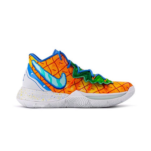 NIKE KYRIE 5 SPONGEBOB 'PINEAPPLE HOUSE' (2019)