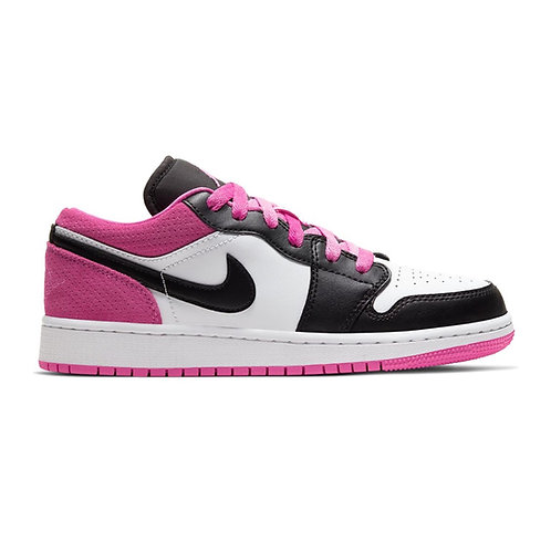 AIR JORDAN 1 LOW SE GS 'ACTIVE FUCHSIA' (2020)