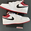 Thumbnail: AIR JORDAN 1 LOW 'WHITE GYM RED' (2021)