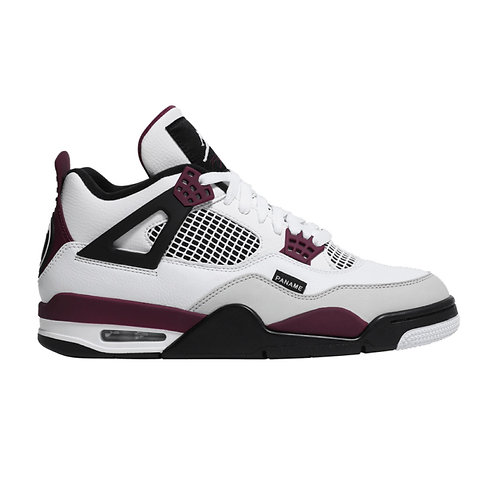 AIR JORDAN 4 RETRO x PSG 'BORDEAUX' (2020)