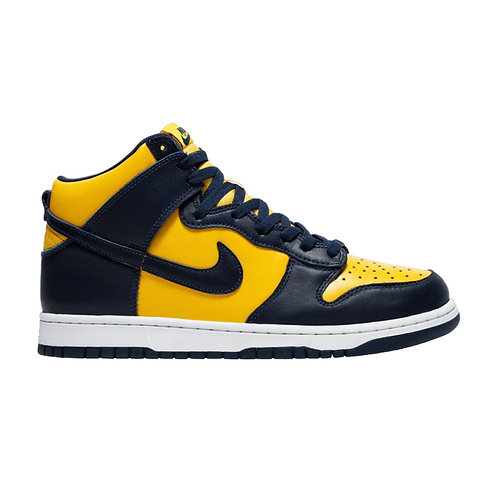 NIKE DUNK HI SP 'MICHIGAN' (2020)