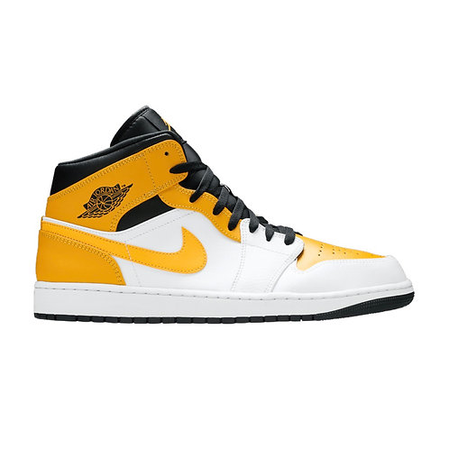 AIR JORDAN 1 MID 'UNIVERSITY GOLD' (2021)