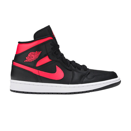 WOMEN'S AIR JORDAN 1 MID 'SIREN RED' (2020)