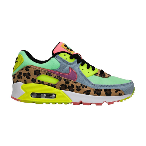WOMEN'S NIKE AIR MAX 90 LX 'ILLUSION GREEN' (2020)