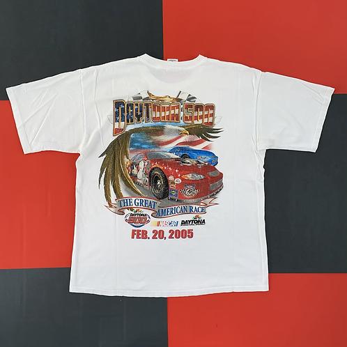 2005 DAYTONA 500 RACING TEE