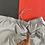 Thumbnail: NIKE MINI SWOOSH LOGO STRIPED TRACK PANTS