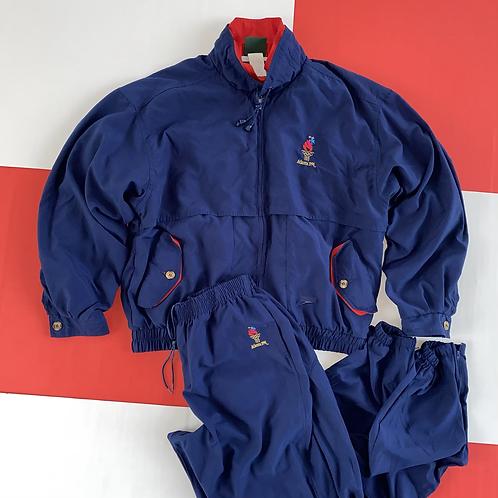 VINTAGE SPEEDO ATLANTA 1996 OLYMPICS TRACK SUIT