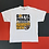 Thumbnail: IOWA HAWKEYES FOOTBALL GRAPHIC TEE