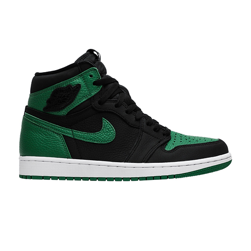 AIR JORDAN 1 RETRO HIGH OG 'PINE GREEN BLACK' (2020)