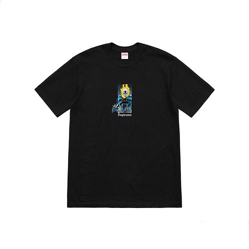 SUPREME SS19 GHOST RIDER TEE BLACK