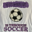 Thumbnail: VINTAGE THE KEY TO A WOMAN'S HEART IS SOCCER TEE