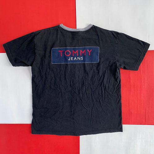 VINTAGE TOMMY JEANS DOUBLE SIDED GRAPHIC TEE