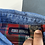 Thumbnail: DENIM COLLAR PLAID FLANNEL BUTTON UP