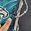 Thumbnail: PHILADELPHIA EAGLES GRAPHIC TEE