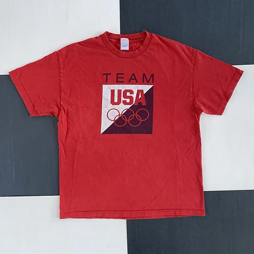 TEAM USA OLYMPICS TEE