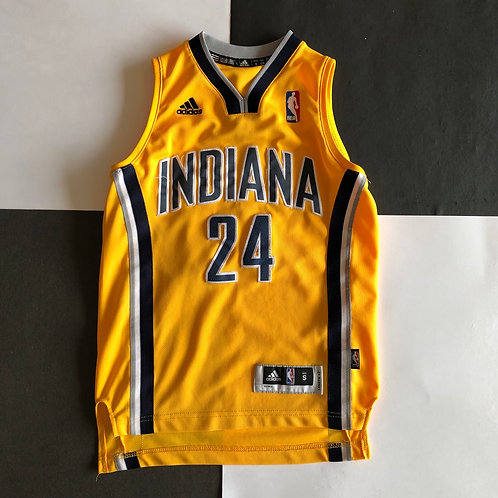 PAUL GEORGE PACERS YOUTH BASKETBALL JERSEY