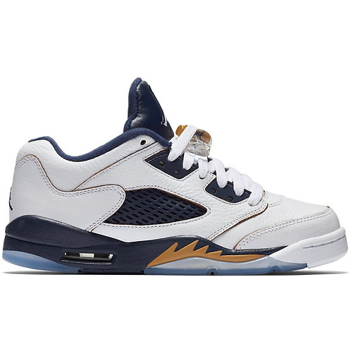 """2016 AIR JORDAN 5 RETRO LOW GS """"DUNK FROM ABOVE"""""""