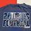 Thumbnail: NEW ENGLAND PATRIOTS FOOTBALL TEE
