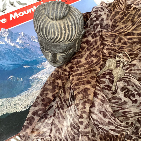 Blog 53 - Where Mountains Meet