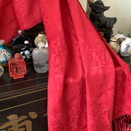 Blog 33 - The Silk Road