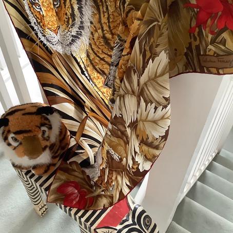 Blog 72 - Fantasy Tigers