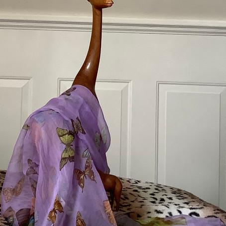 Blog 41 - Giraffe Cottage