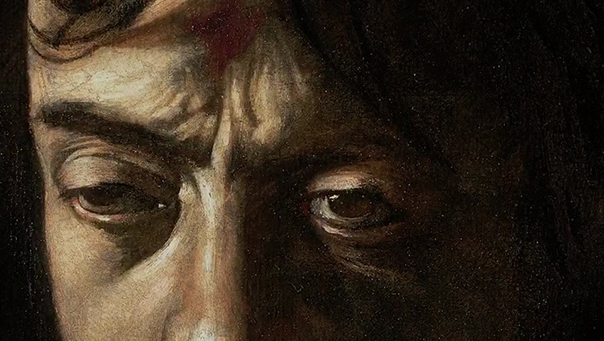 Caravaggio Beyond the Canvas is a theatrical, cinematic, narrative experience into Caravaggio's life