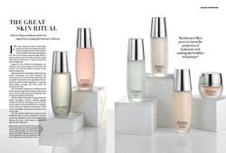 Harpers Bazaar - Sensai