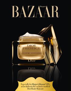 Harpers Bazaar - Dior