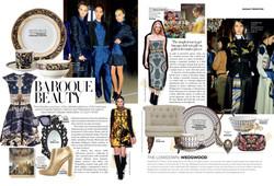 Harpers Bazaar - Wedgewood