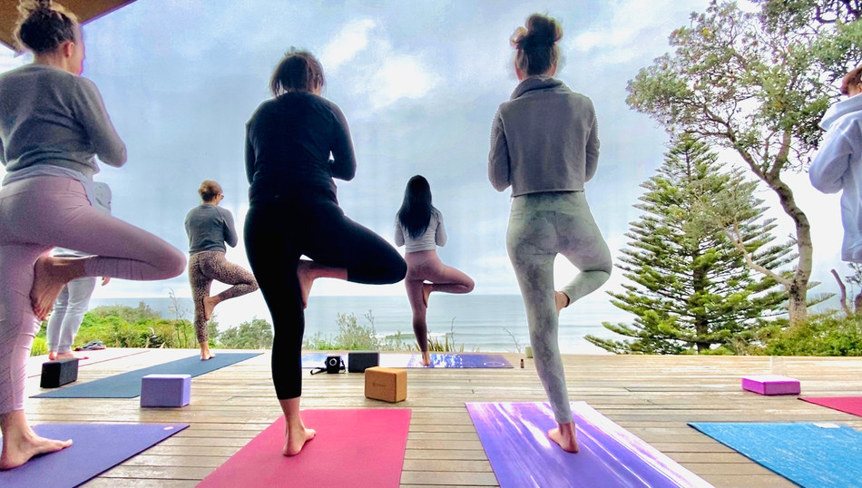 Yoga Retreat NSW South Coast
