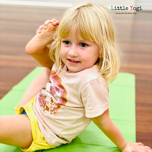 Start Early - Kids Yoga in Early Childhood