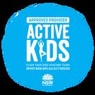 Active Kids Voucher Yoga